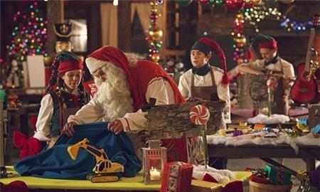 Tại sao ông già Noel năm nào cũng lỗ